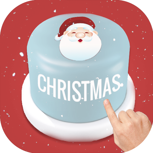 Merry Christmas Sound Button