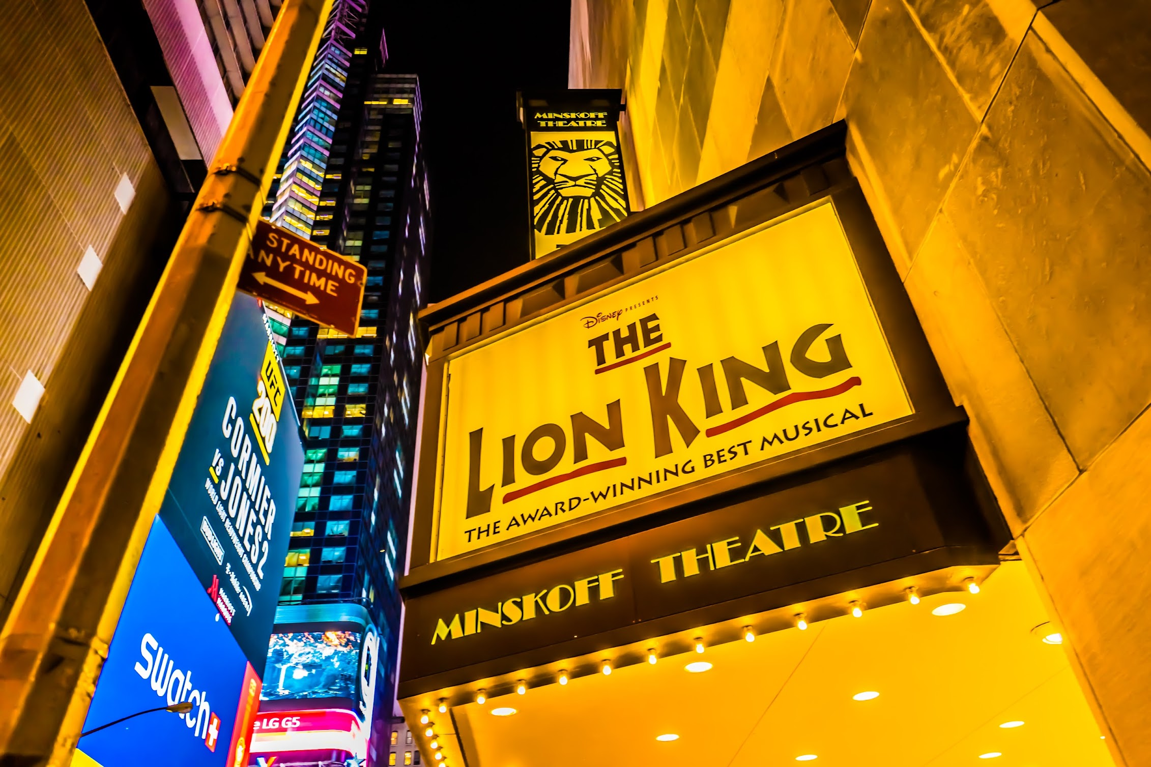 Broadway musical Lion King