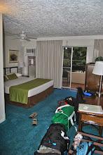 Photo: ma bella camera al Seaside Hotel