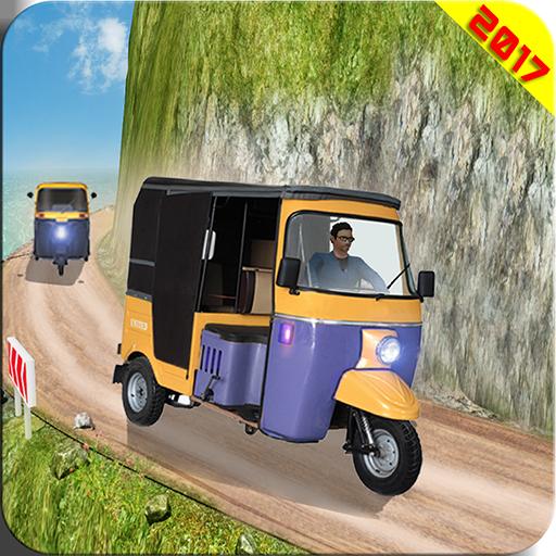 Tuk Tuk Mountain Driver - 3D Rickshaw Free