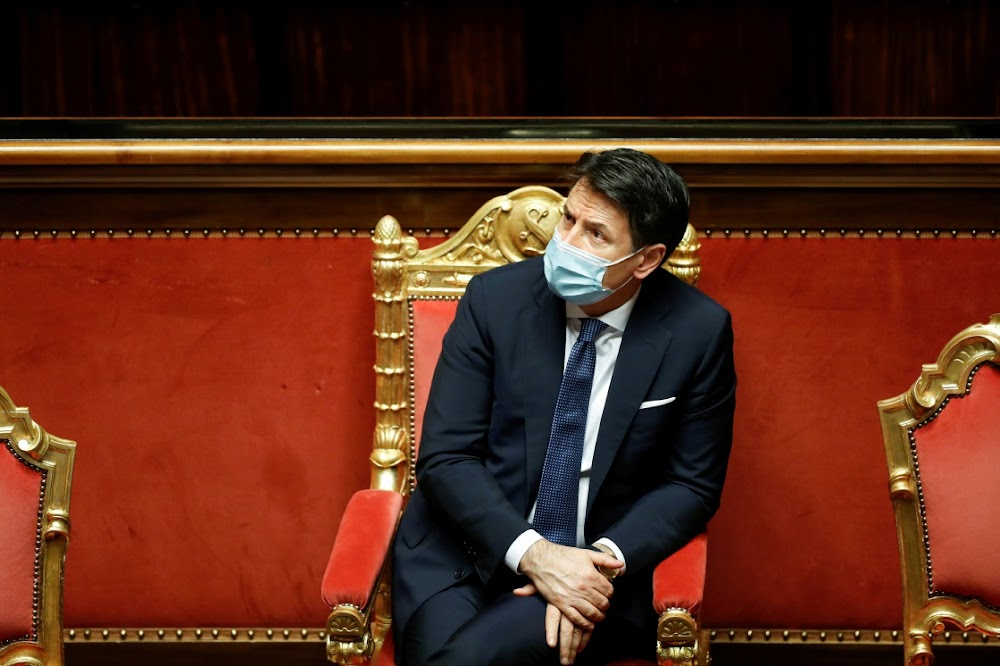 Former Italian leader Giuseppe Conte takes role with Five Star