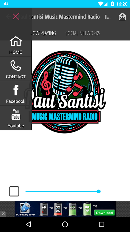 PS Music Mastermind Radio- screenshot