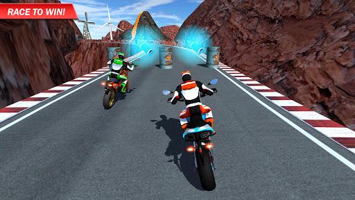 Racing on Bike Free 2.8 screenshots 3