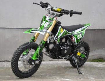 90cc Kids Moto 86 Mini Dirt Bike Moto86