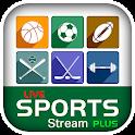 Live Sports Plus Stream icon