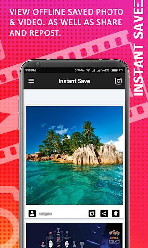 Instant Save 1.1 screenshots 5