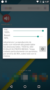 Amplificador de Volumen GOODEV Screenshot
