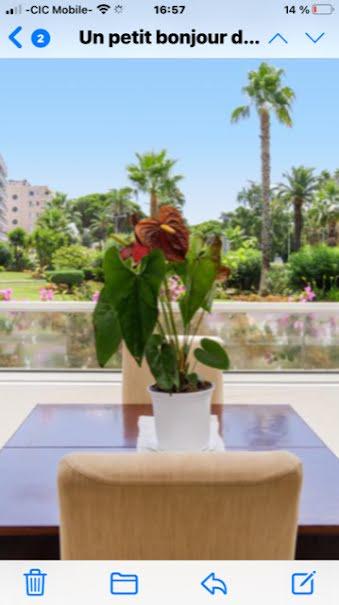 Location meublée appartement   à Cannes (06400), NaN €