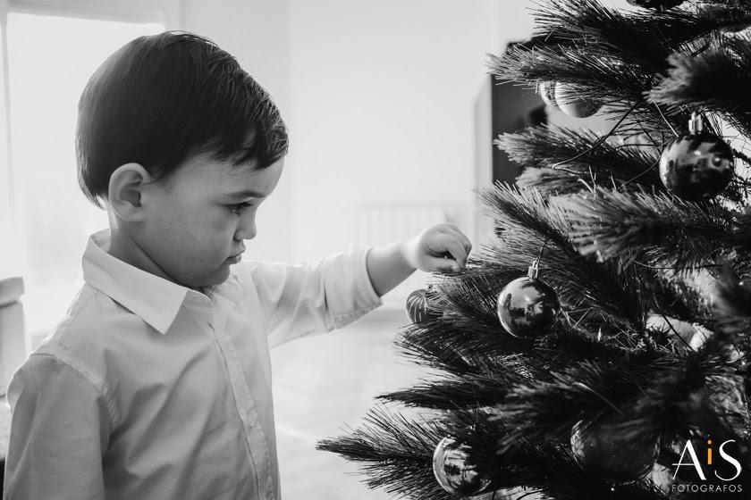 Reportaje de fotos navidad