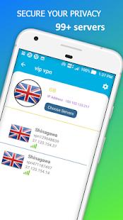 Pro VPN - Unlimited Proxy & Hotspot VPN 2019 - náhled