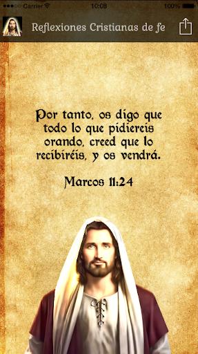 Reflexiones Cristianas Jesús