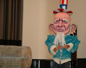 Photo: Heart of Beast Puppet & Mask Theatre's Uncle Sam