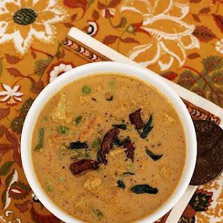 Goan Vegetable Curry.