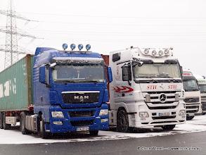 Photo: TGX & MP3   ---> www.truck-pics.eu