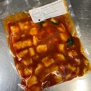 Fresh gnocchi in tomato basil sauce 400gr