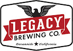 Logo for Legacy Brewing Company
