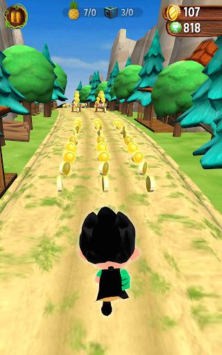 Jungle Titans Escape u2013 Go Teens Run android2mod screenshots 4