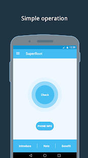 SuperRoot Capture d'écran