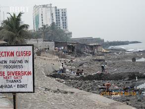 Photo: 2010 - Promenade South end Slum Poliferation