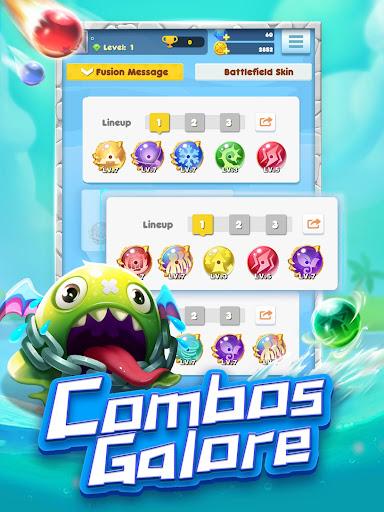 Fusion Crush u30d5u30e5u30fcu30afu30e9 android2mod screenshots 7