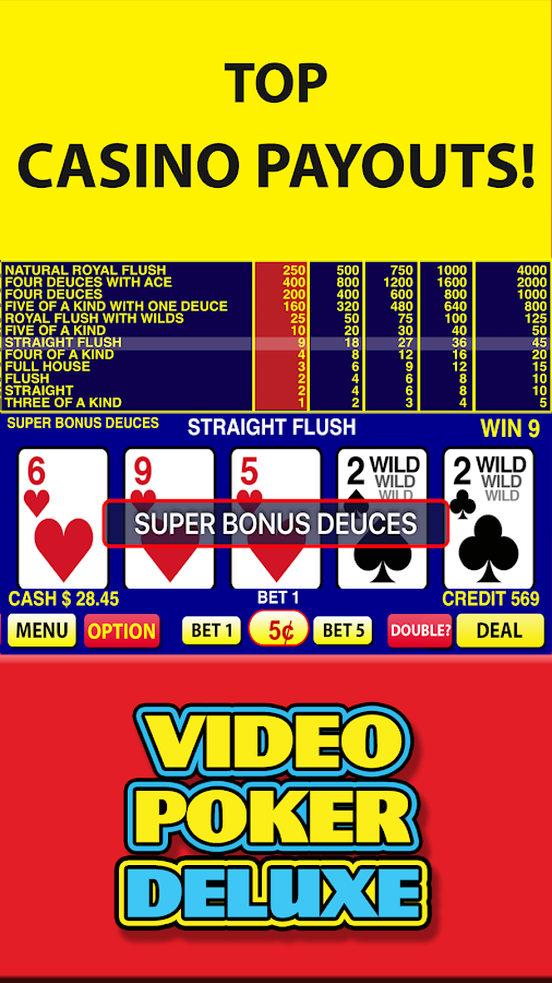 Poker deluxe free chips android