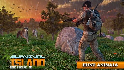 Survival Island: Hero Survivor Escape Simulator 3D 1.0 {cheat|hack|gameplay|apk mod|resources generator} 2