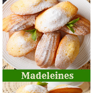 Recette Madeleines Recipe