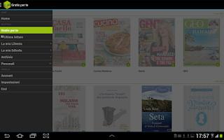 Screenshot of TIMreading