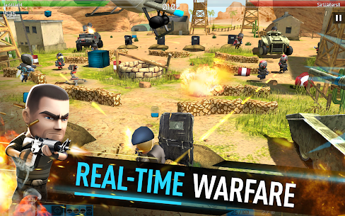 WarFriends: PvP Shooter Game 10