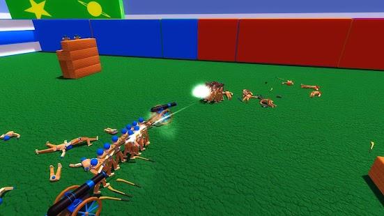 Wooden Battles Simulator - náhled