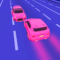 Merge Racing 3D icon