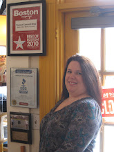 Photo: Meghan Prestidge, owner of The Concord Shop in Concord, MA with her Certificate of Accreditation