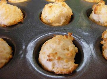 Mini Cheese Biscuits Recipe