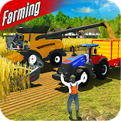 Real Forage Tractor Farming Simulator 2018 Game