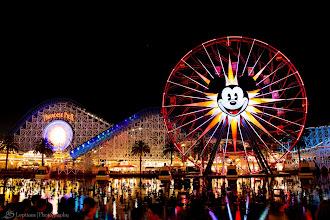 Photo: Disney California Adventure Park, Anaheim, CA