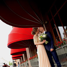 Huwelijksfotograaf Katerina Platonova (sescar). Foto van 18.06.2019