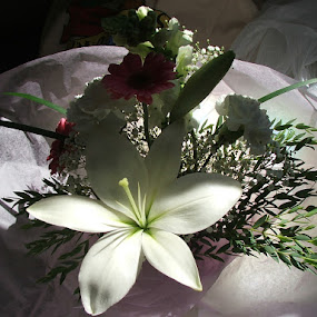 Bouquet by Judy Soper - Wedding Other ( bouquet, wedding, bride, flower )