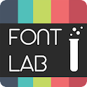 Font Lab-Text on Photo  Editor icon