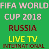 Tải LIVE WORLD CUP RUSSIA 2018 (ENGLISH) miễn phí