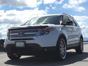 エクスプローラー 1FMHK8 2013y model XLT4WDのカスタム事例画像 ken_bow ヶんさんの2019年08月27日00:31の投稿