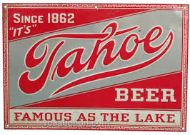 Logo of Tahoe Beer