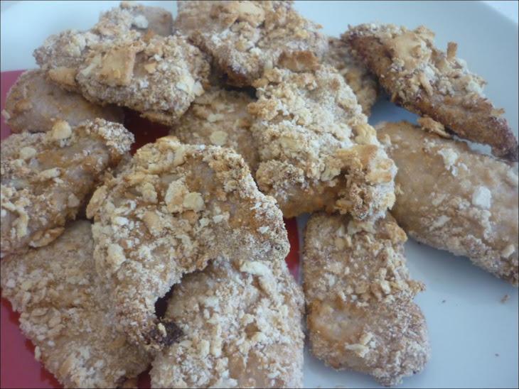 Baked Turkey Nuggets Recipe