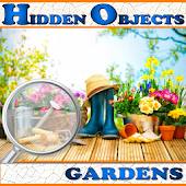 Hidden Objects Garden