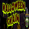 Halloween chain icon