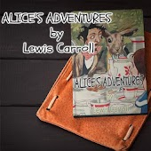 Alice's Adventures -Lewis Carroll (Original Novel)