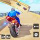 Police Bike Stunt Racing: Mega Ramp Stunts Games