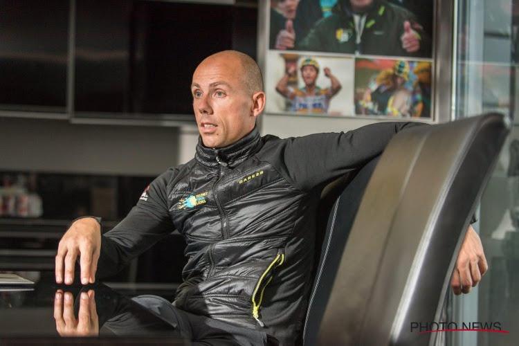 Sven Nys heeft idee om hartfalen bij renners tegen te gaan
