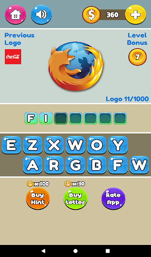 Logo Quiz - Fun Quizzes 3.4 screenshots 14