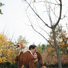Wedding photographer Irina Kripak (Kripak). Photo of 29.10.2018