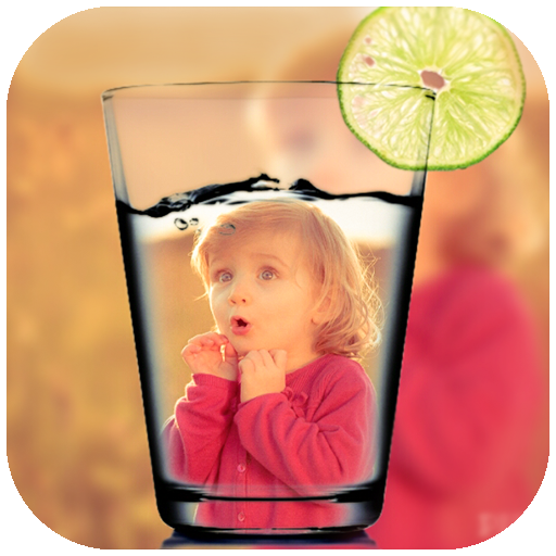 Glass Photo Frame (app)